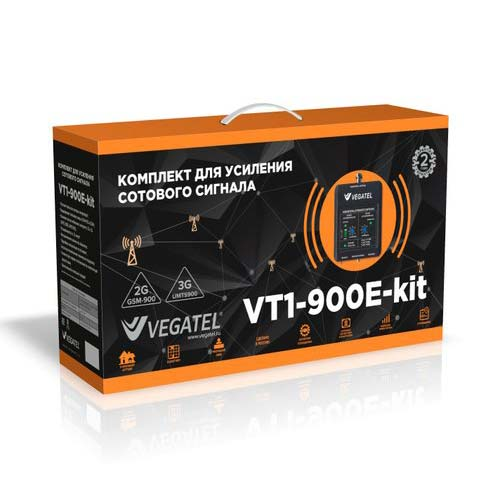 Комплект VEGATEL VT1-900E-kit (LED 2017)